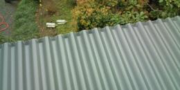 屋根全面張り替え
